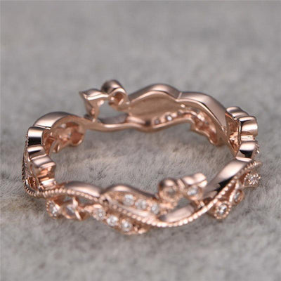 Ring - Enchanted Vines Rose Gold Ring