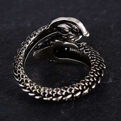 Ring - Fierce Dragon Wrap Ring