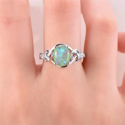 Ring - Magical Fire Opal Ring