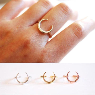 Ring - The Crescent Moon Ring
