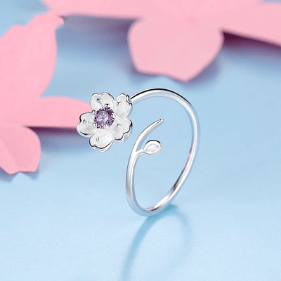 Ring - The Magnificent Cherry Blossom Ring