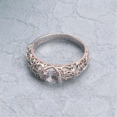 Ring - The Midnight Frost Ring