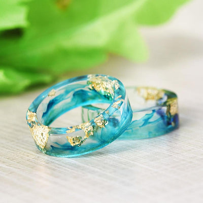 Ring - Under The Sea Resin Ring