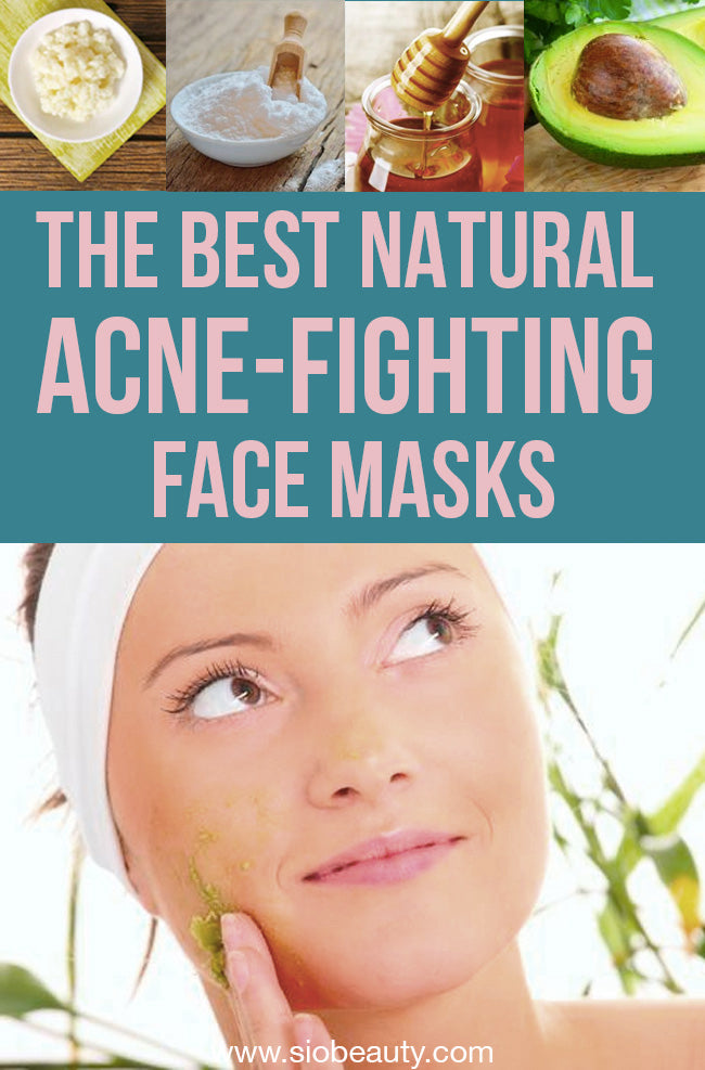 The 7 Best Diy Acne Fighting Face Masks Sio Beauty