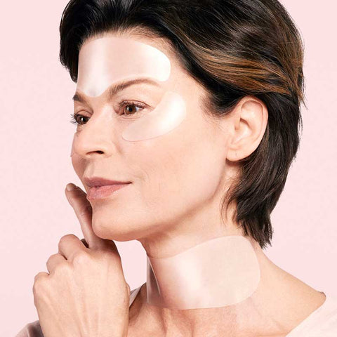 silicone patches for wrinkles