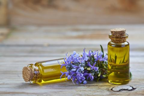 Rosemary oil for how to get rid of wrinkles under eyes