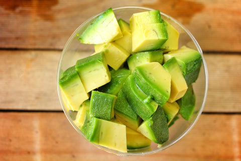 Avocados as part of a skin detox diet
