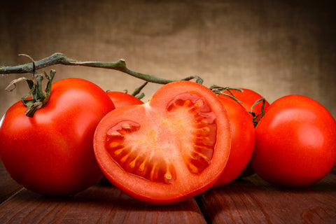 Tomatoes as part of a skin detox diet