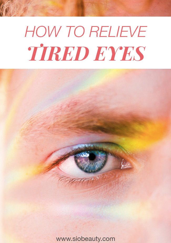 13 Ways To Wake Up Your Tired Eyes
