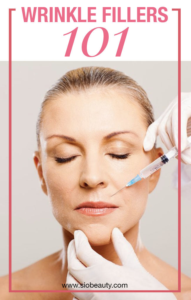 WRINKLE FILLERS – This article will serve as a comprehensive guide to the latter: injectable fillers for wrinkles. You'll learn what they are, how they work, their pros and cons, and what can be used as an alternative. #siobeauty #beautytips #skincare  #skincareproducts