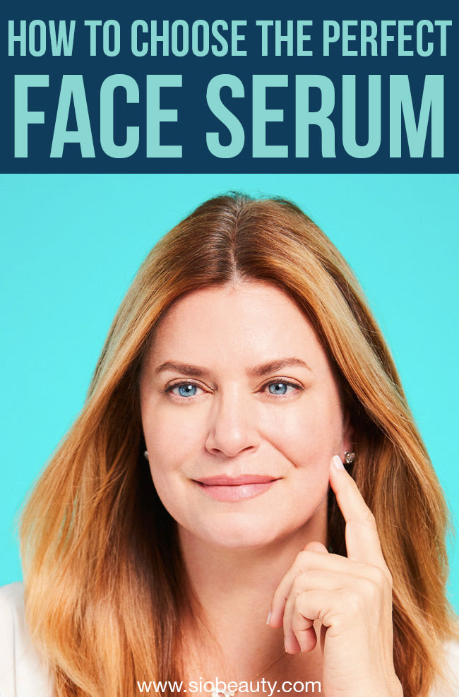 antiaging face serum