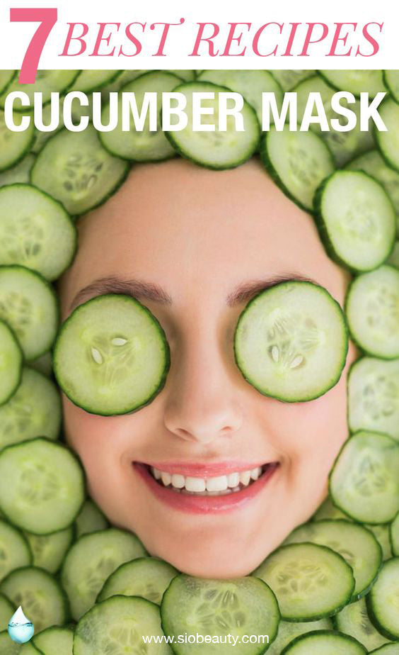 How To Make Your Own Cucumber Face Mask The 7 Best Recipes