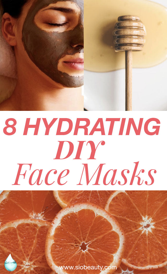 Hydrating face masks 11 recipes that really work sio beauty 8 best hydrating face mask recipes to help you achieve soft supple glowing skin solutioingenieria Choice Image