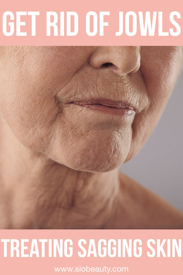 Say Goodbye To Jowls With These Amazing Natural Treatments