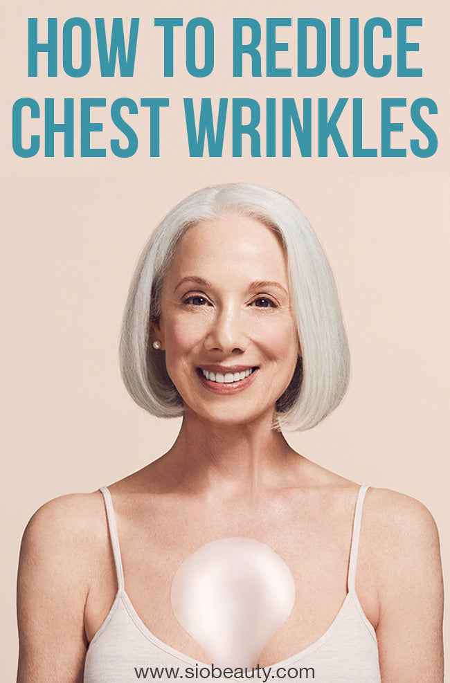 chest wrinkles treatment