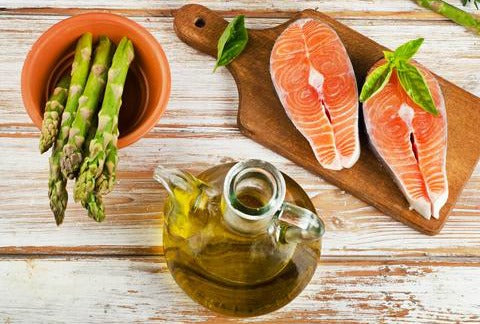 healthy foods that help prevent smile lines