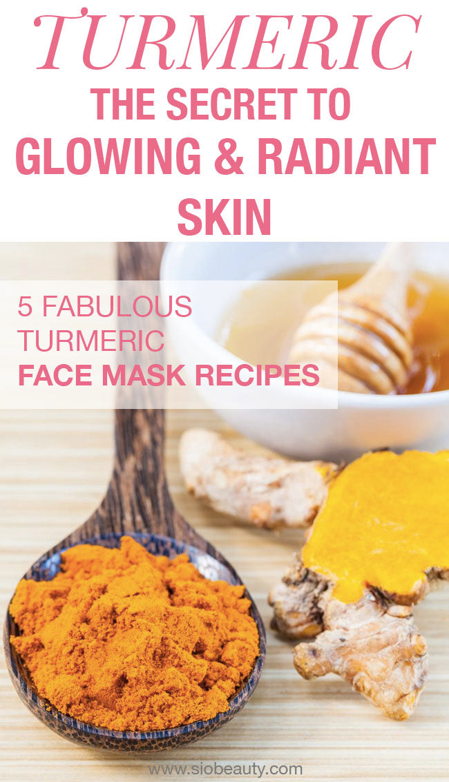 Turmeric Face Mask: The Secret To Glowing, Radiant Skin