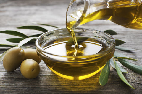 Olive oil as a mouth wrinkle treatment