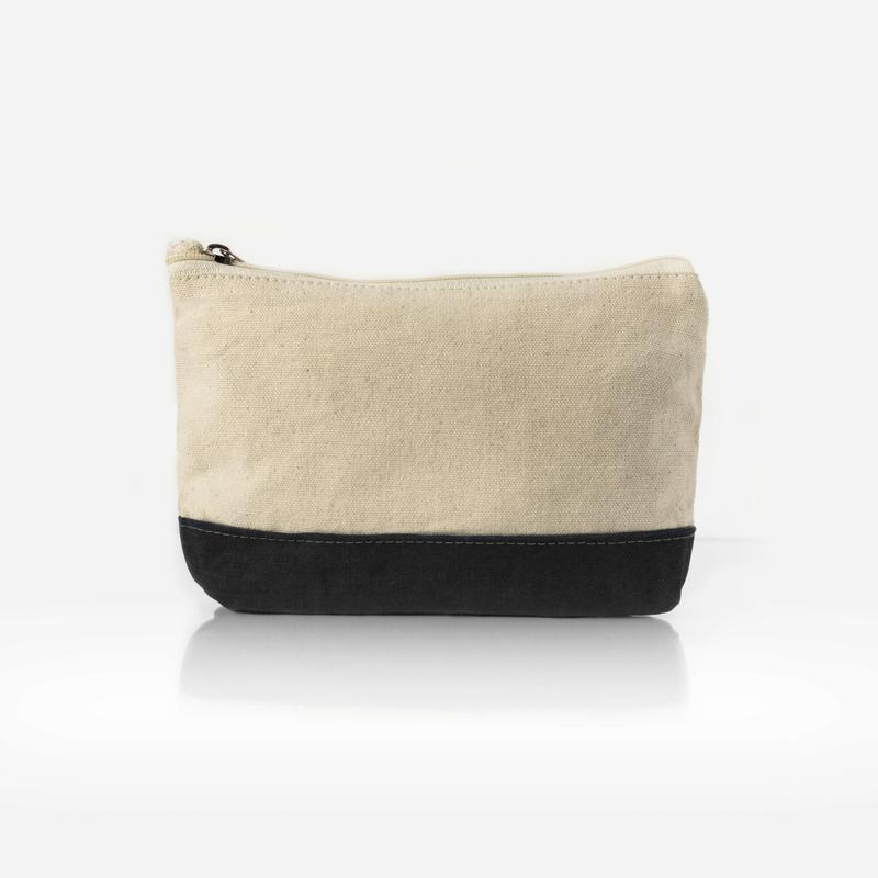 Free Canvas Cosmetic Bag