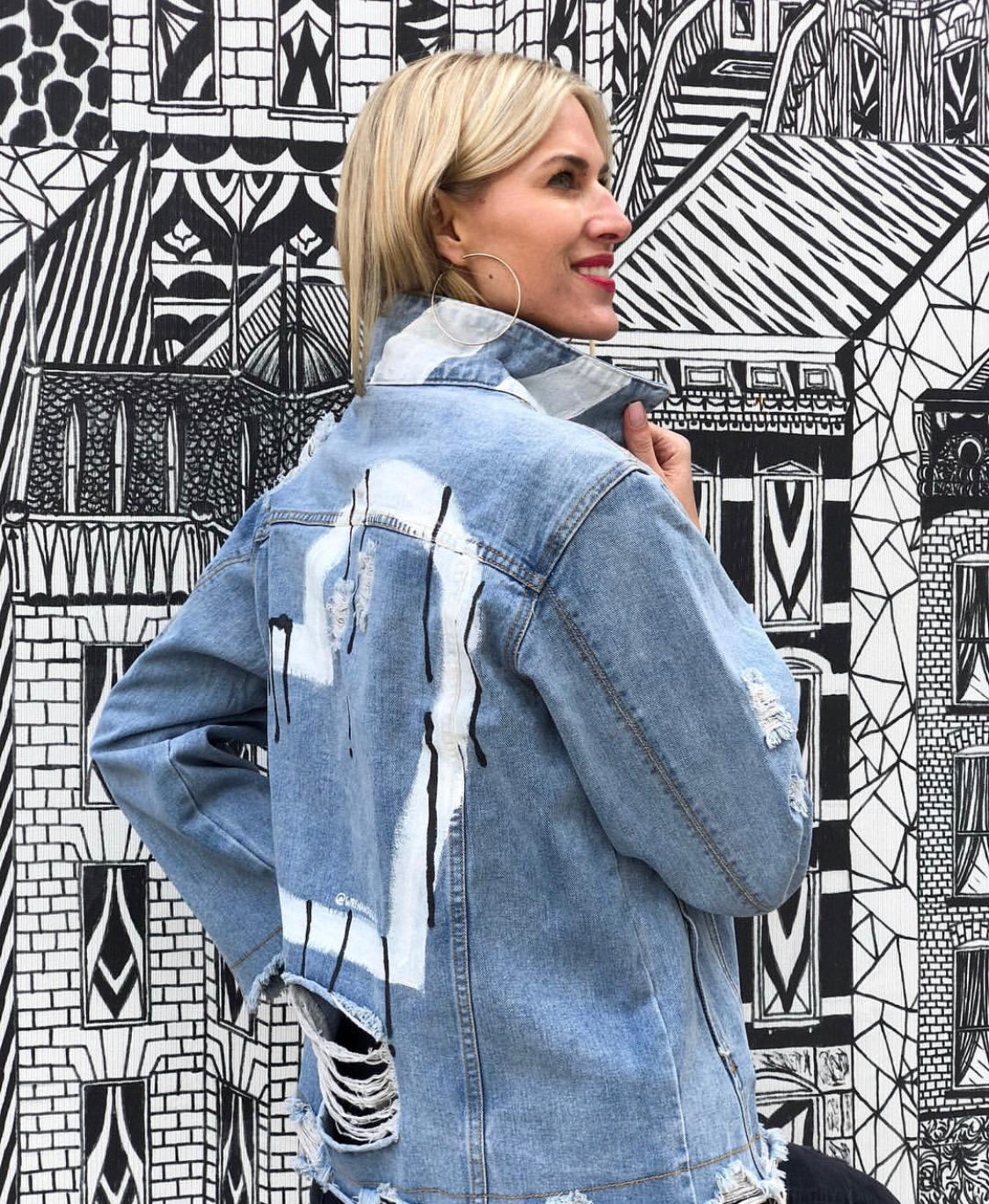 Former Housewife turned blogger Kristen Taekman