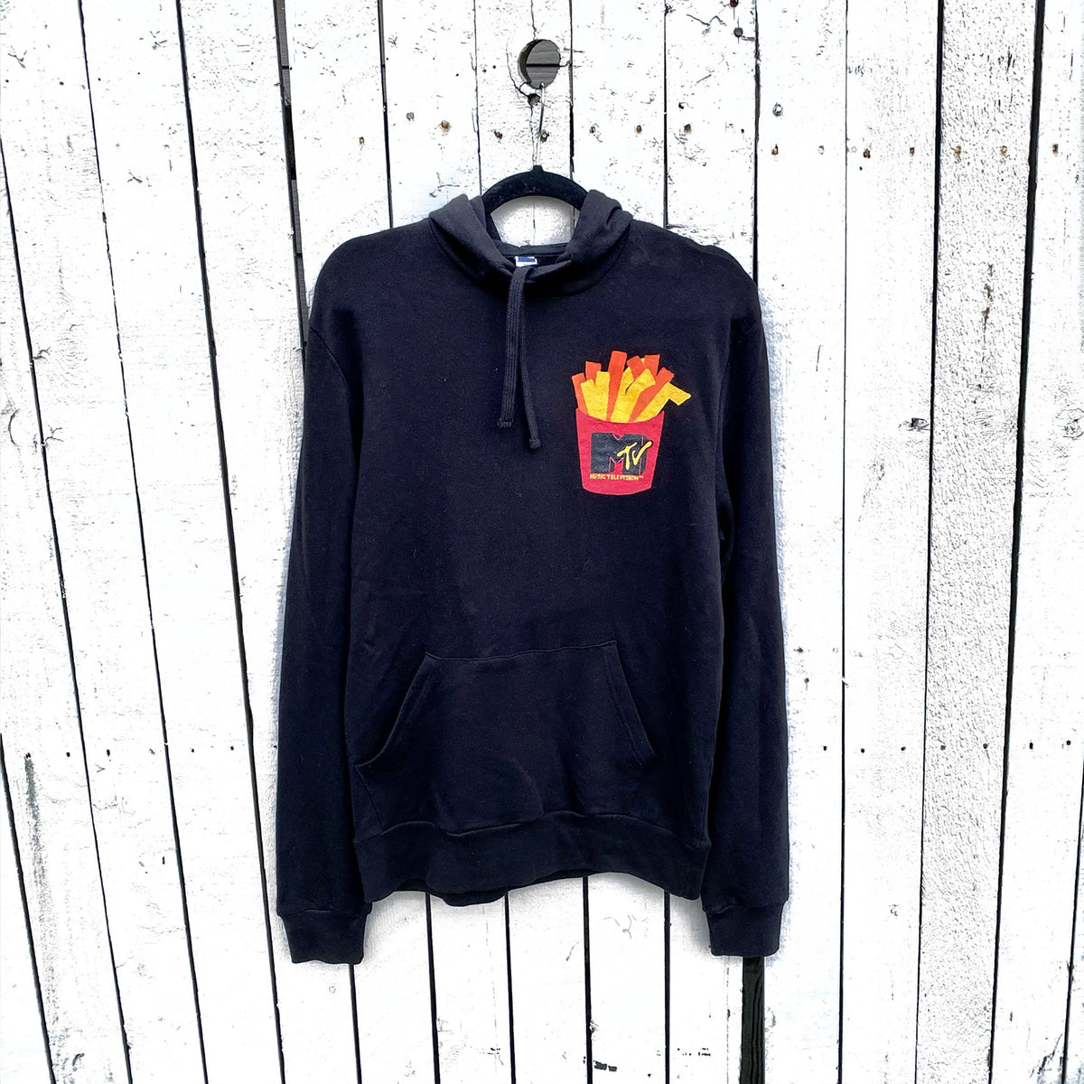 WG x MTV 'FRIES WITH THAT' HOODIE