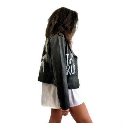 CUSTOMIZED JACKET - WOMEN