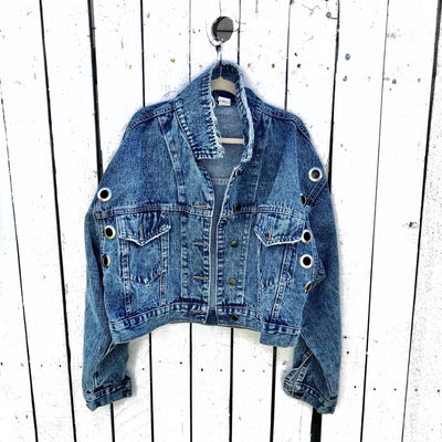 'LIMITED EDITION' DENIM JACKET