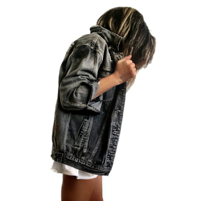 'DEVIL' DENIM JACKET