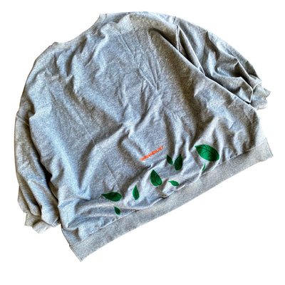 'SWEATER WEATHER' PAINTED SWEATSHIRT