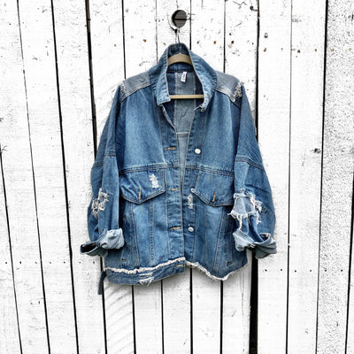 'THE UNION' DENIM JACKET