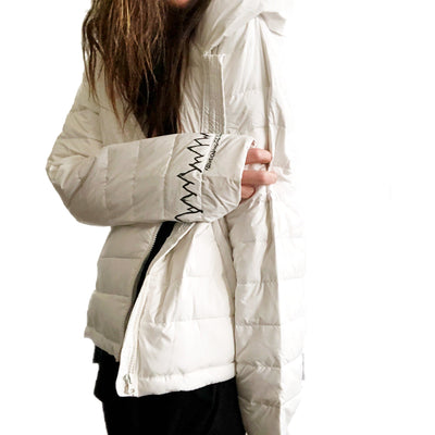 'SNOWING' PUFFER JACKET