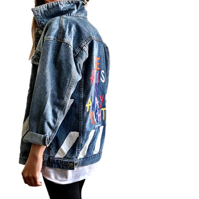 'ARTISTS' DENIM JACKET