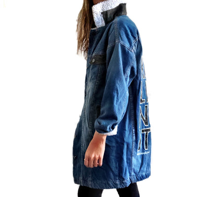 'KILLING IT' DENIM JACKET