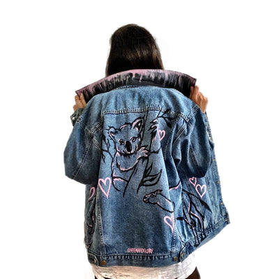 'WE ARE AUSTRALIA' DENIM JACKET