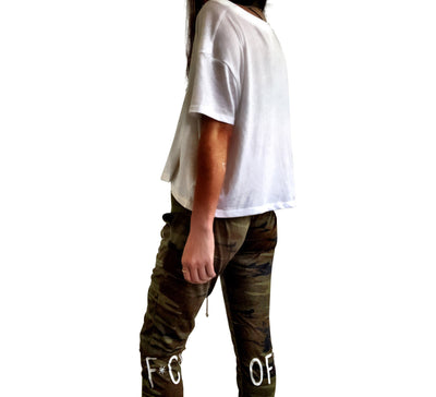 'COOL CAMO' SWEATPANTS