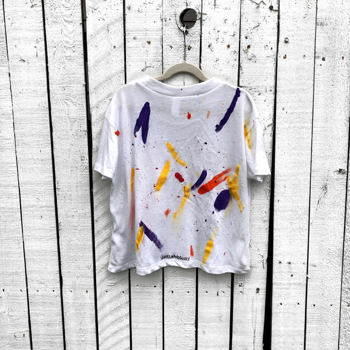'HOT MESS' T SHIRT