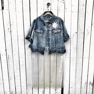 'SUMMERTIME' DENIM JACKET