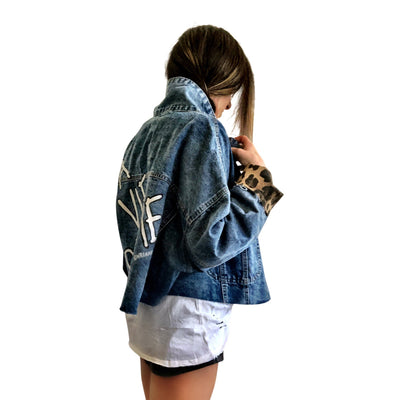 'BOHEMIA' DENIM JACKET