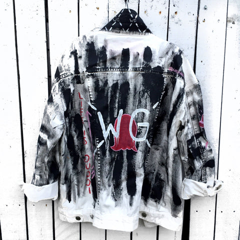 'W+G' Part 1 Denim Jacket