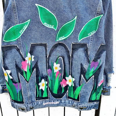 'THE PERENNIAL MOM' DENIM JACKET