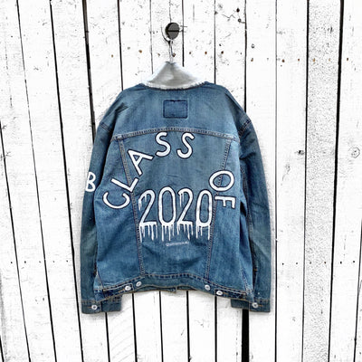 'THE GRADUATE' DENIM JACKET