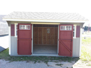 Carriage House - Painted w/ Deluxe Pkg