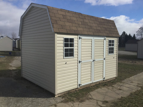 10x12 Vinyl Dutch Barn