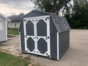 8x8 Painted Pro Series - Rental Return QP501