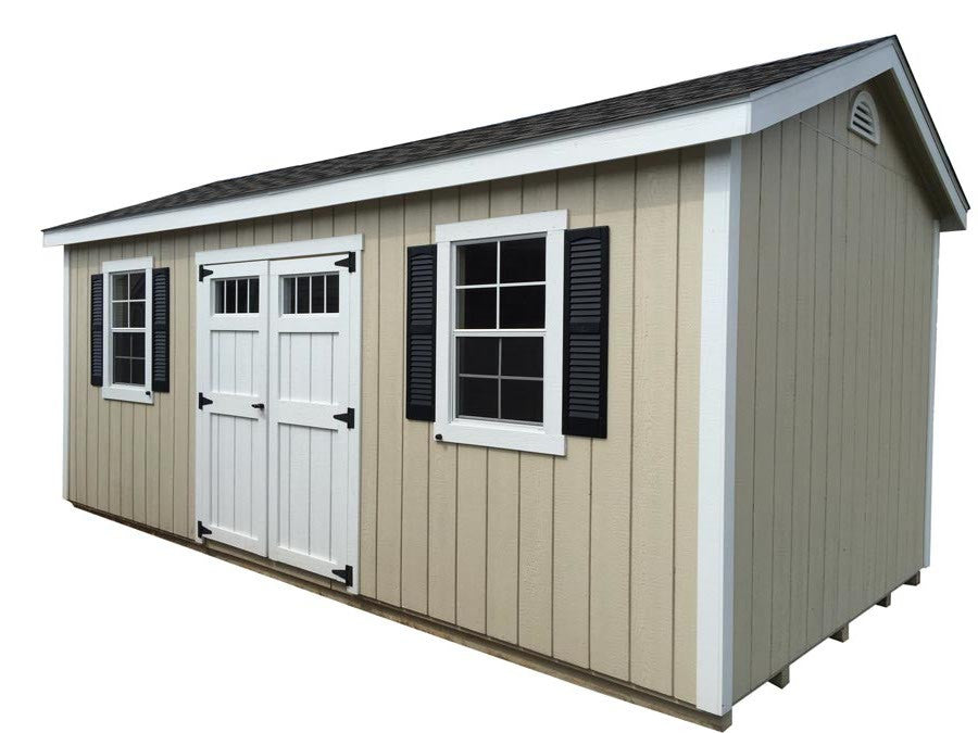 Cottage - Painted w/ Deluxe Pkg