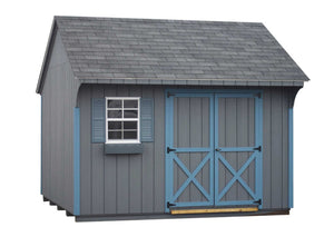 Carriage House - Painted