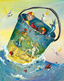 Hayley Gillespie - Bucket of Love - Limited Edition of 99 -