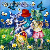 Hayley Gillespie - Cowslip - Limited Edition of 99 - various sizes