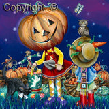 Hayley Gillespie - Pumpkin - Limited Edition of 99 - various sizes
