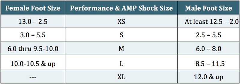 Apolla Performance Shock- With Traction
